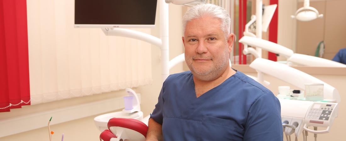 Dr Gyorgy Vizsolyi Zahnarzt